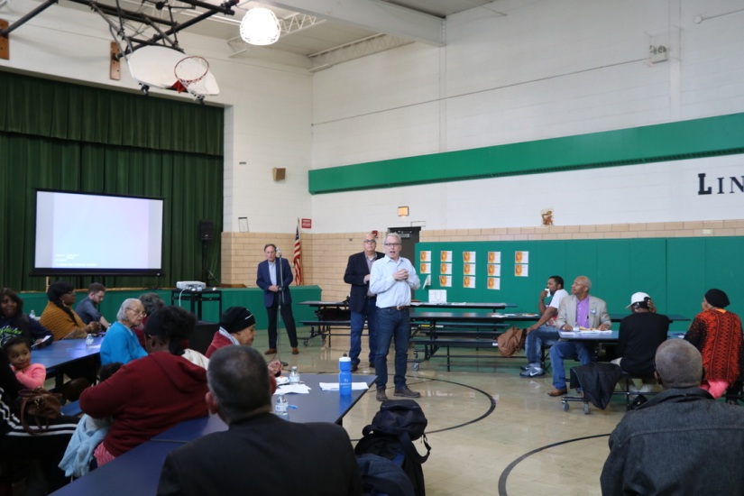 Neighborhood Visioning Session a Success!